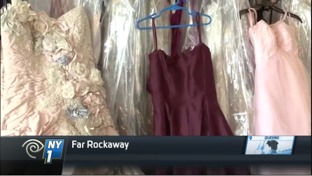 Charity Struggles To Collect Prom Dresses For Local Teens Project